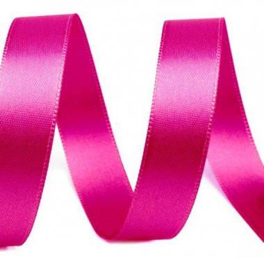 Szaténszalag pink